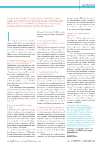 Page 23 of LIQUID HANDLING 4.0
