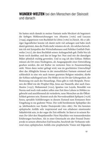 Page 19 of Wunder-Welten bei den Menschen der Steinzeit und danach