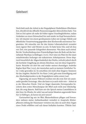 Page 7 of Geleitwort