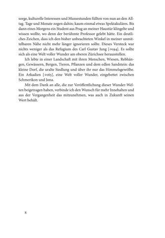 Page 8 of Wunder-Welten am oberen Zürichsee
