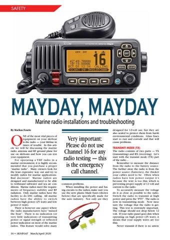 Page 16 of MAYDAY! MAYDAY
