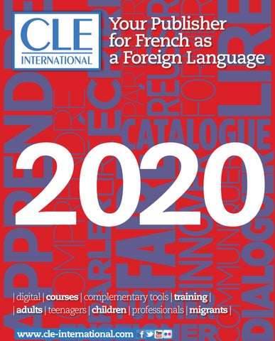 Catalogue Cle International 2020 In English By Cle International Issuu