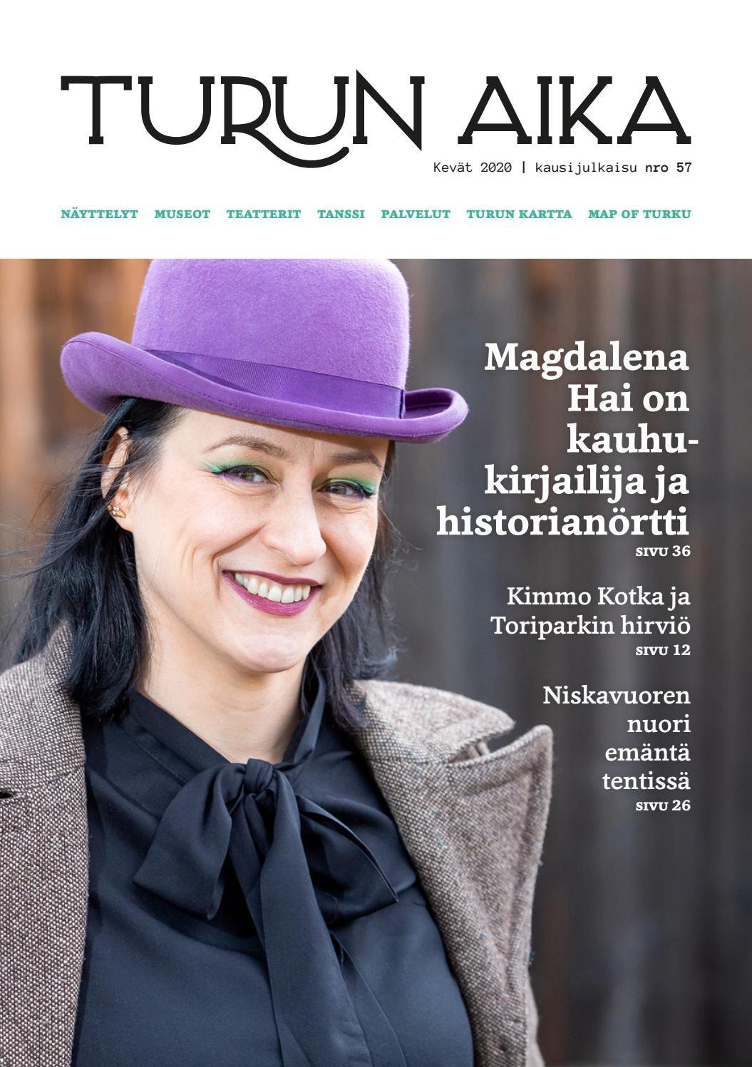 Turun Aika Kevat 2020 By Mobile Kustannus Oy Issuu