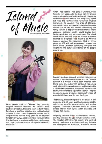 Page 32 of Island of Music by Hannah Moore