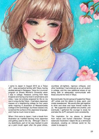 Page 59 of Bloom: Nurturing Art in Tokyo by Gwendolyn Meshberg