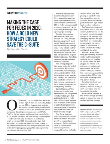 Page 12 of INDUSTRY INSIGHTS