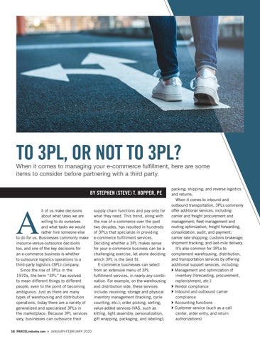 Page 18 of TO 3PL, OR NOT TO 3PL?