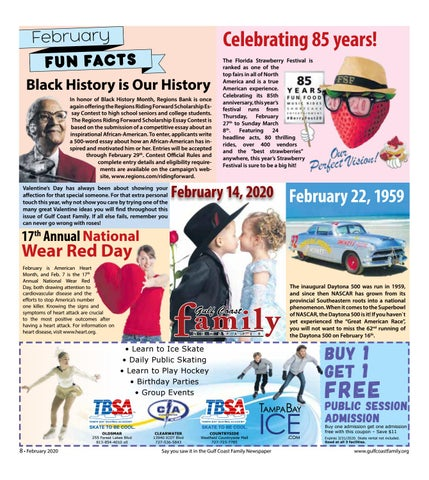 Page 8 of February Fun Facts