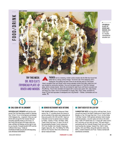Page 39 of Food/Drink: Food news and what to try this week in Boulder County