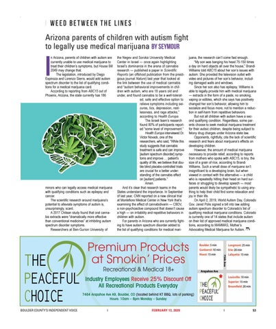Page 53 of Weed Between the Lines: Arizona parents of children with autism fight to legally