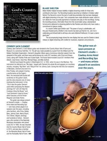 Page 13 of HEARD ON THE GRAPEVINE