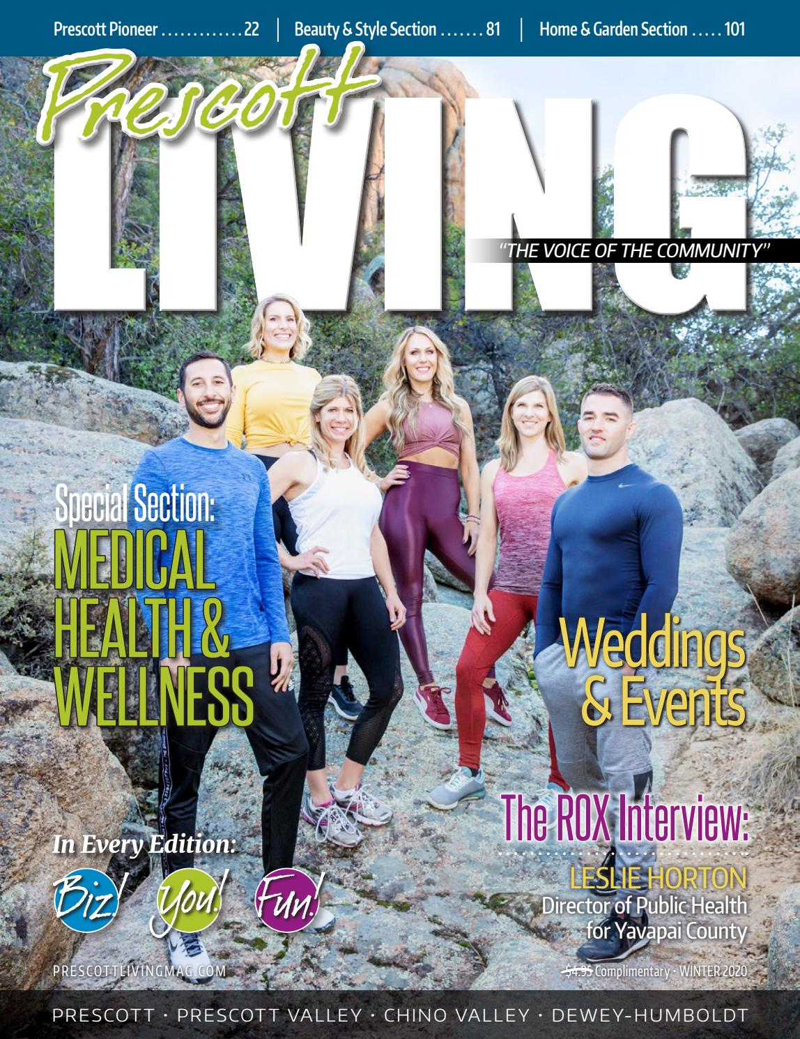 Prescott Living Magazine By Rox Media Group Issuu