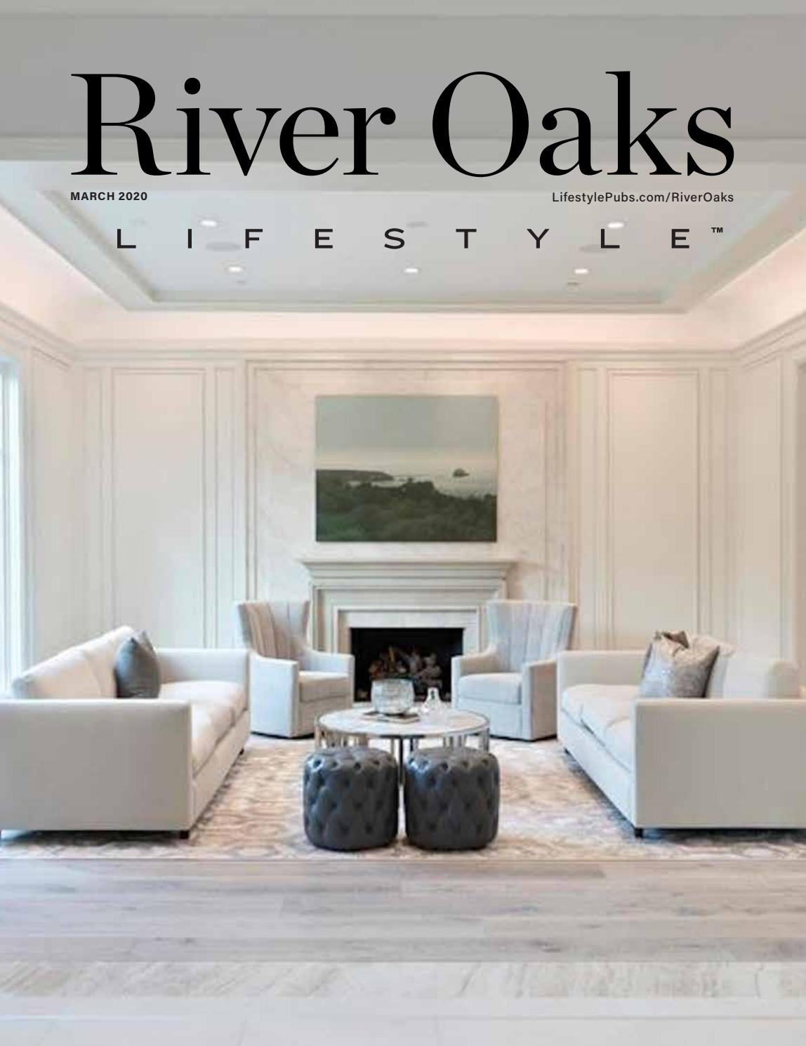 River Oaks Tx March 2020 By Lifestyle Publications Issuu