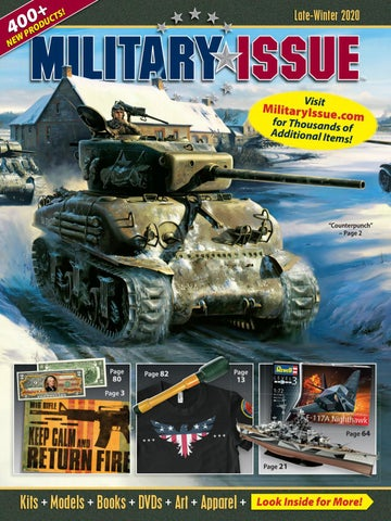 Military Issue Late Winter 2020 By Historic Sales Issuu