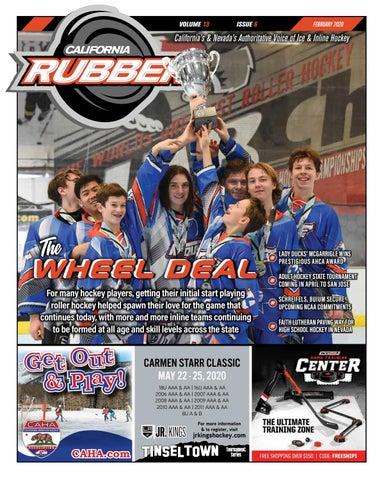 California Rubber Magazine - February 2020