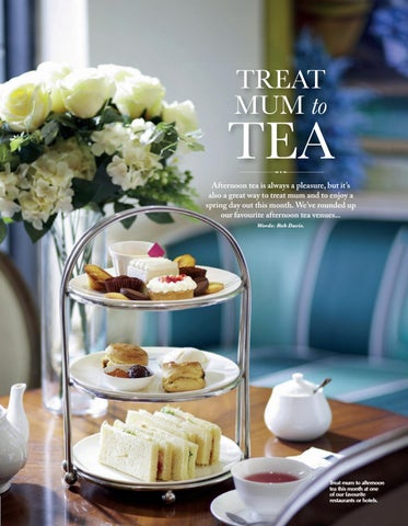 Page 53 of AFTERNOON TEA Treat mum with