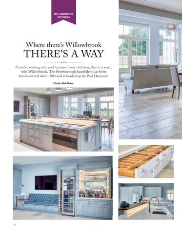 Page 70 of HOMES Bespoke kitchens