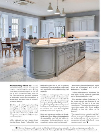 Page 71 of HOMES Bespoke kitchens