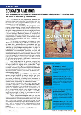 Page 9 of Book review