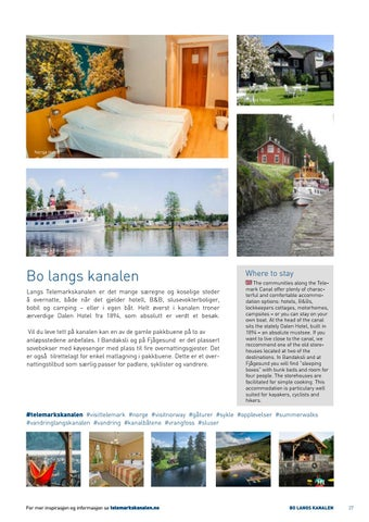 Page 27 of Overnatte Where to stay