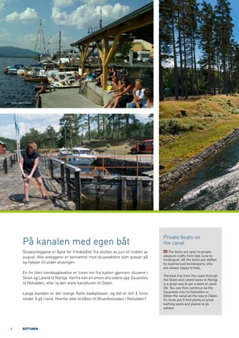 Page 8 of Fritidsbåt Private boats