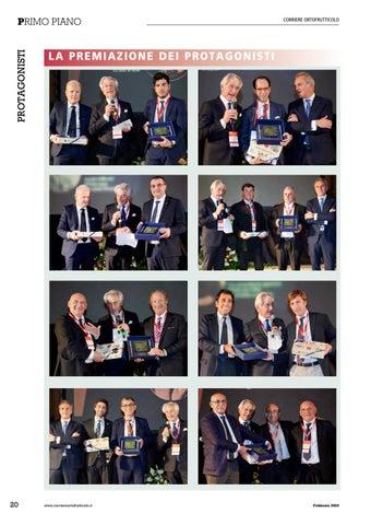 Page 22 of Le motivazioni dei dieci riconoscimenti L'assemblea di Genova vota Gianmarco Guernelli di Conad