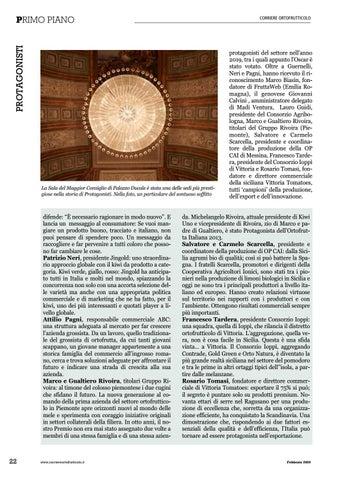 Page 24 of Oscar dell'Ortofrutta Italiana 2020