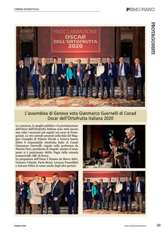 Page 25 of Oscar dell'Ortofrutta Italiana 2020