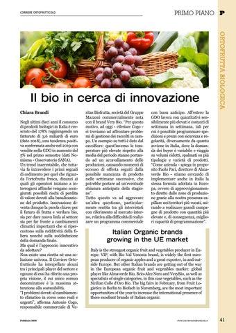 Page 43 of PRIMO PIANO ORTOFRUTTA BIOLOGICA