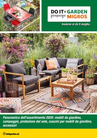 Coperchio protezione esterna lavabile copertura terazza mobili da giardino legna