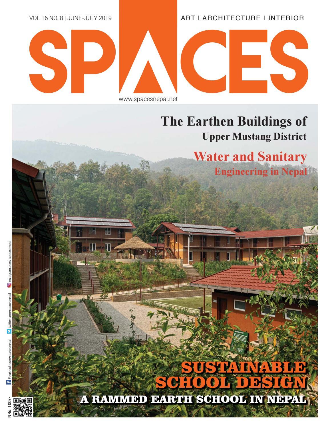 Spaces Nepal Jun Jul 2019 By Spaces Nepal Issuu