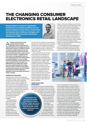 Page 13 of Retailing 2020