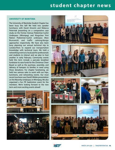 Page 49 of Student Chapter News