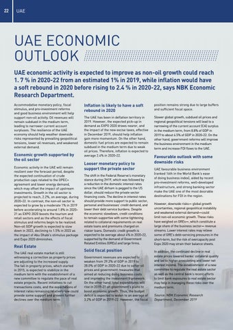 Page 22 of UAE Outlook