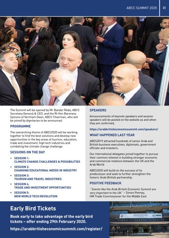 Page 31 of Arab British Economic Summit 2020