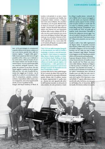 Page 17 of Alfredo Casella oltre la manica. Intervista a Chistopher Austin (L.Prayer