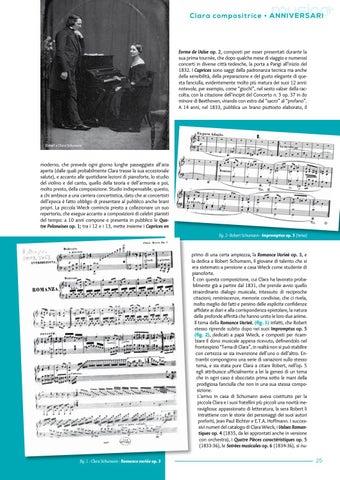 Page 27 of L'enigma di Clara. Clara Wieck, Clara Schumann, la compositrice (L.Prayer