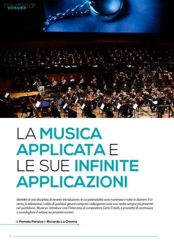 Page 4 of La musica applicata e le sue infinite applicazioni
