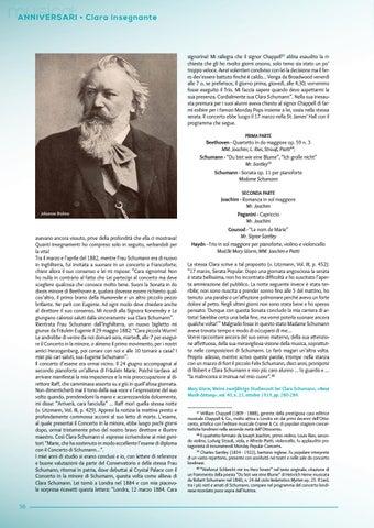 Page 58 of Ricordi dei miei studi musicali con Clara Schumann