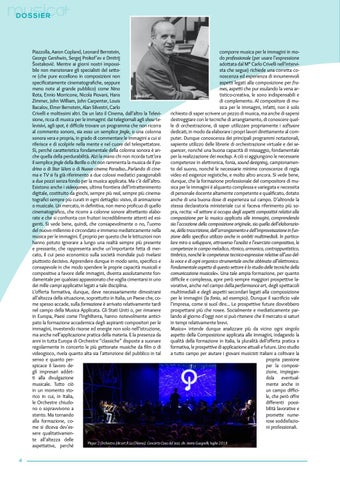 Page 6 of Quando la musica incontra l'immagine. Intervista a Carlo Crivelli (P.Panzica