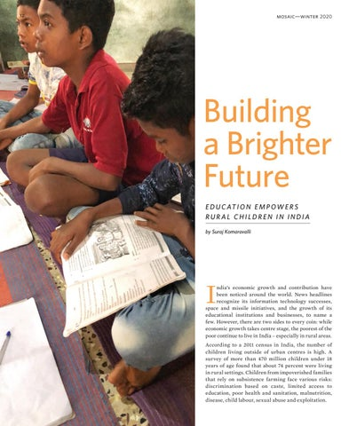 Page 12 of Building a Brighter Future