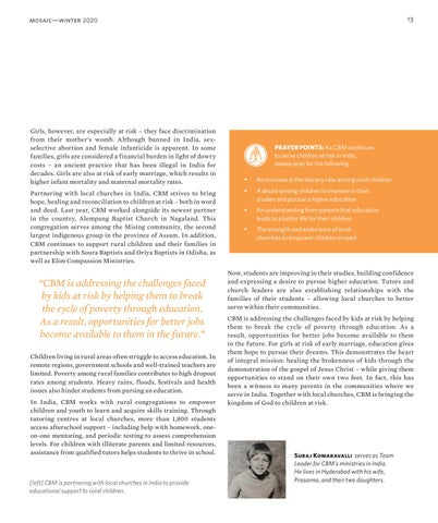 Page 13 of Building a Brighter Future
