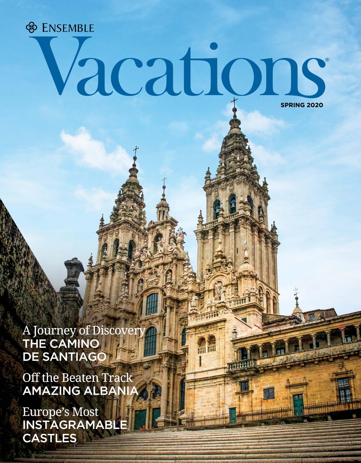 Ensemble Vacations Spring 2020 By Ensembletravel Group Issuu
