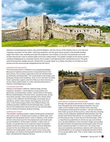 Page 11 of SPOTLIGHT Amazing Albania