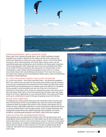 Page 13 of Hot List : Thrilling Caribbean Getaways