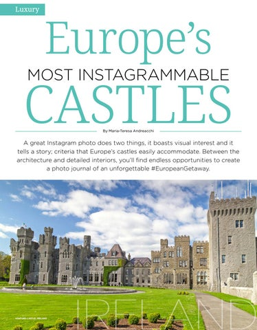 Page 22 of Europe's most Instagrammable Castles