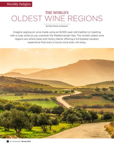 Page 52 of THE WORLD'S OLDEST WINE REGIONS