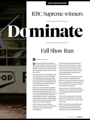 Page 53 of RBC Supreme Winners Dominate Fall Show Run
