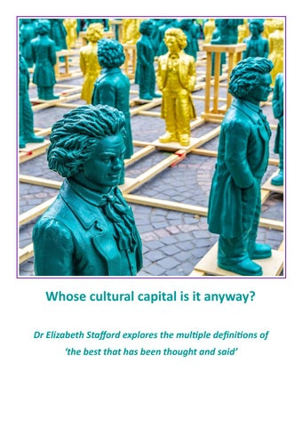 Page 34 of Whose cultural capital is it anyway?