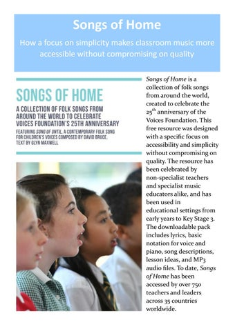 Page 36 of Songs of Home